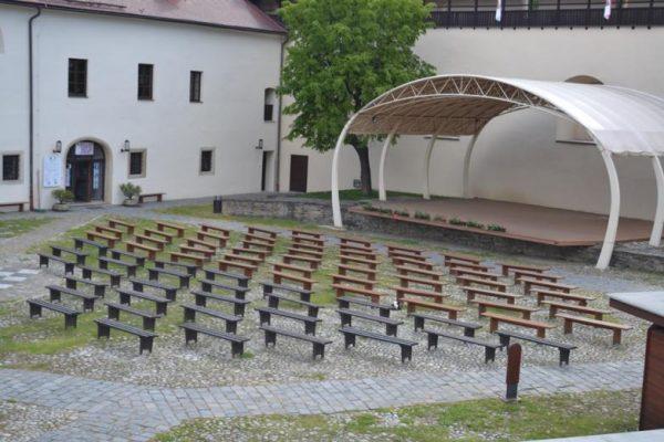 V Kežmarku sa uskutočnia počas leta viaceré menšie podujatia