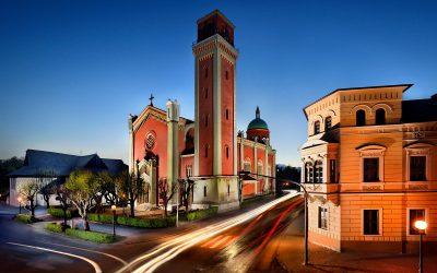 New evangelical church