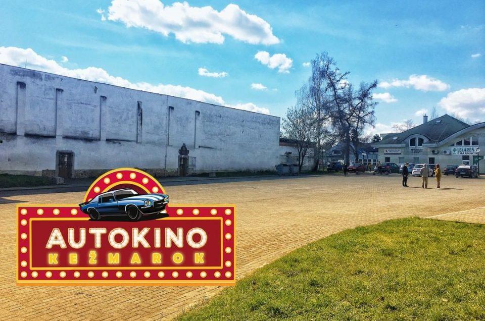 Kino pod hviezdnou oblohou v Kežmarku