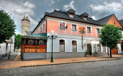 Reštaurácia hotela Club