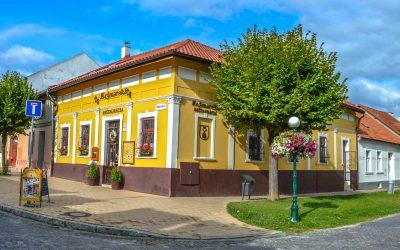 Kežmarská reštaurácia