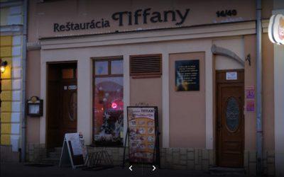Reštaurácia Tiffany
